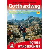 Rother Wandelgids Gotthardweg