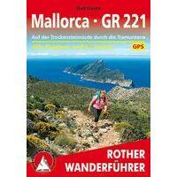 Rother Wandelgids GR221 Tramuntana Mallorca