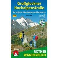 Rother Wandelgids Grossglockner Hochalpenstrasse