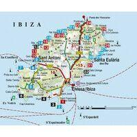 Rother Wandelgids Ibiza & Formentera