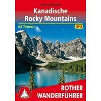 Rother Wandelgids Kanadische Rocky Mountains