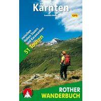 Rother Wandelgids Kärnten Wanderbuch