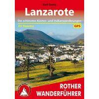 Rother Wandelgids Lanzarote 35 Touren