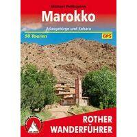 Rother Wandelgids Marokko - Atlasgebergte & Sahara