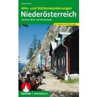 Rother Wandelgids Niederösterreich