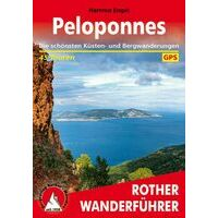 Rother Wandelgids Peloponnes - Peloponessos