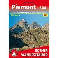 Rother Wandelgids Piemont Sud - Zuidelijke Piemonte