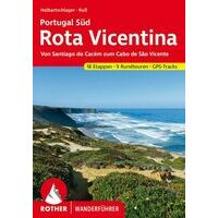 Rother Wandelgids Rota Vicentina - Zuid-Portugal