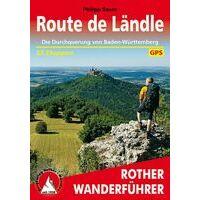 Rother Wandelgids Route De Ländle