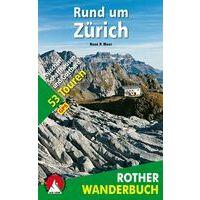 Rother Wandelgids Rund Um Zürich