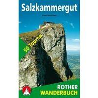 Rother Wandelgids Salzkammergut Wanderbuch