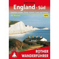 Rother Wandelgids Sud England - Zuid-Engeland