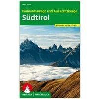 Rother Wandelgids Sudtirol Panoramawege