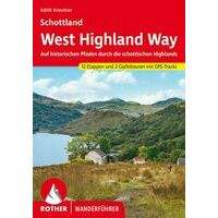 Rother Wandelgids The West Highland Way