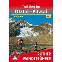 Rother Wandelgids Trekking Im Ötztal - Pitztal