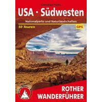Rother Wandelgids USA Sudwesten