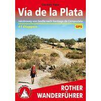 Rother Wandelgids Via De La Plata