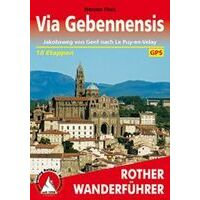 Rother Wandelgids Via Gebennensis