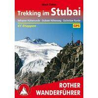 Rother Trekkinggids Trekking Im Stubai
