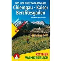 Rother Wanderbuch Chiemgau Kaiser Berchtesgaden