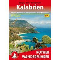 Rother Wegenkaart Kalabrien - Calabria