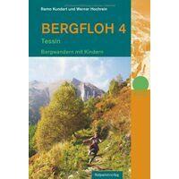 Rotpunkt Verlag Bergfloh 4: Wandelen Met Kinderen In Tessin