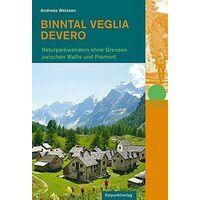Rotpunkt Verlag Binntal Veglia Devero