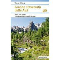 Rotpunkt Verlag Grande Traversata Delle Alpi: Teil 2 Süden