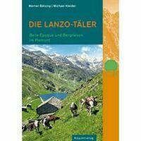 Rotpunkt Verlag Wandelgids Die Lanzo-Täler (Piemonte)