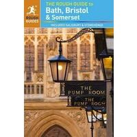 Rough Guide Reisgids Bath, Bristol & Somerset