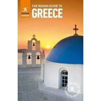Rough Guide Greece - Reisgids Griekenland