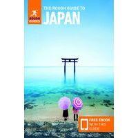 Rough Guide Japan Reisgids