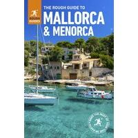 Rough Guide Mallorca & Menorca Reisgids