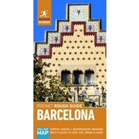 Rough Guide Pocket Guide Barcelona
