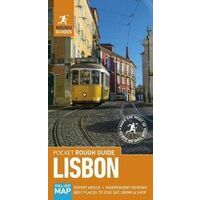 Rough Guide Pocket Guide Lisbon - Lissabon