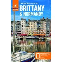 Rough Guide Reisgids Brittany & Normandy