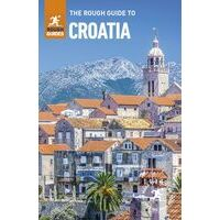 Rough Guide Reisgids Croatia - Kroatië