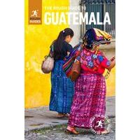 Rough Guide Reisgids Guatemala
