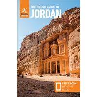 Rough Guide Reisgids Jordanië - Jordan Rough Guide