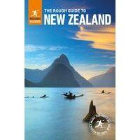 Rough Guide Reisgids New Zealand