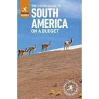 Rough Guide Reisgids South America On A Budget