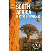Rough Guide South Africa Lesotho Swaziland