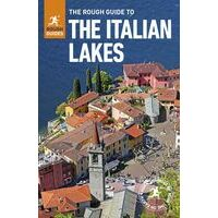 Rough Guide The Italian Lakes - Reisgids Italiaanse Meren