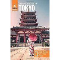 Rough Guide Tokyo - Reisgids Tokio