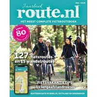 Route.nl Route.nl Jaarboek 2021 Meest Complete Fietsboek