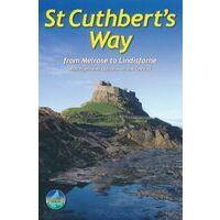Rucksack Readers St Cuthbert's Way Wandelgids