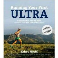 Krissy Moehl Trainingsboek Running Your First Ultra