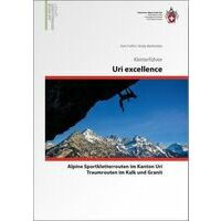 SAC Kletterführer Uri Excellence