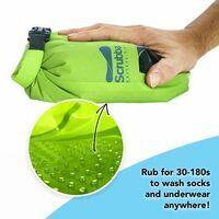 Scrubba Scrubba Wash Bag Mini Waszak