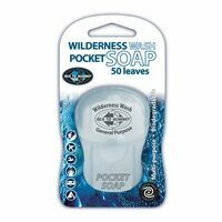 Sea To Summit Pocket Soap Wilderness Wash Shampoo / Bodywash